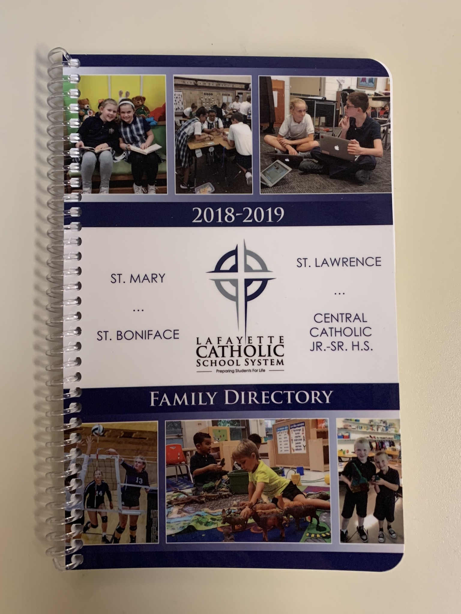 2018-19 Family Directories